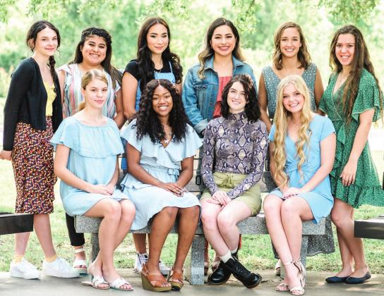 SSHS names homecoming court